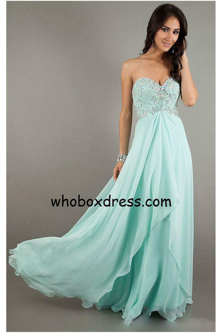 75 best prom dresses!!!!!!<3 images on Pinterest | Party wear ...