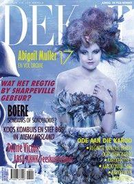 DEKAT COVER AFR Mar Apr 2013