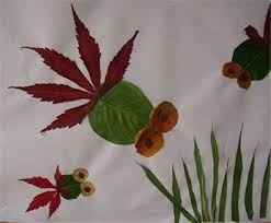 「葉子拼貼畫」的圖片搜尋結果