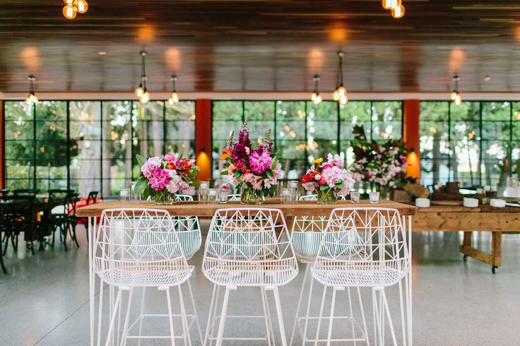 Coombe Yarra Valley Wedding Reception