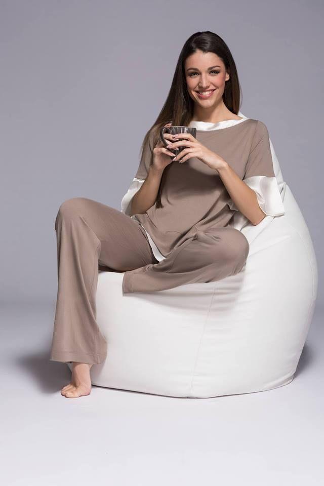 Goditi Il Tuo Relax Con SACCO. Foto Di GARDA Azienda Di Intimo Uomo/donna Gallery