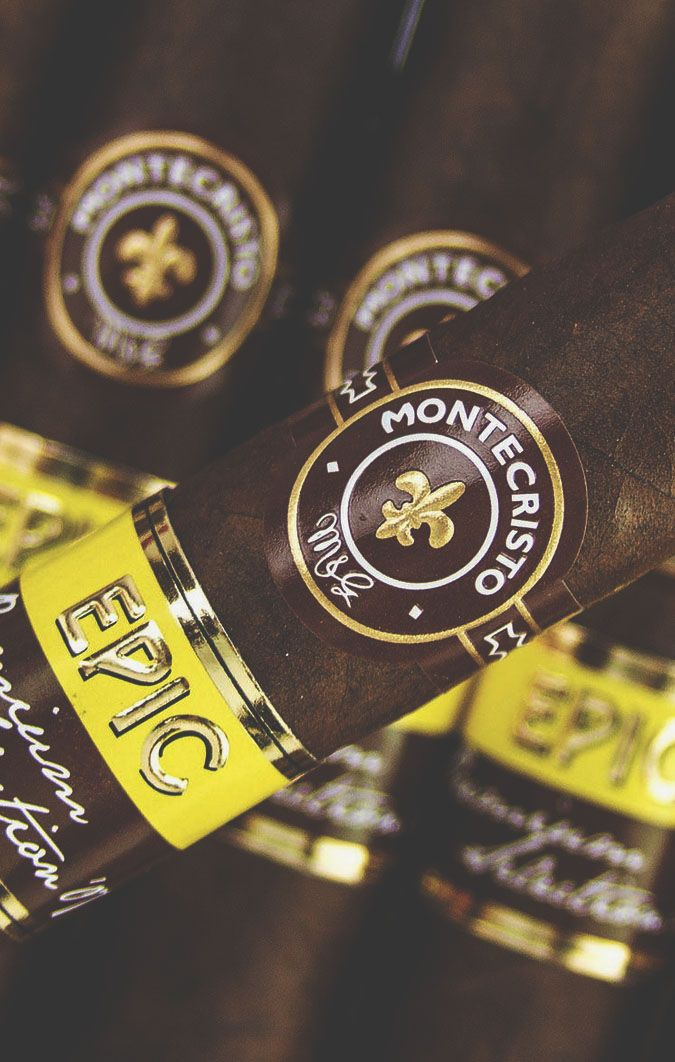 Montecristo cigar. Have you tried one?