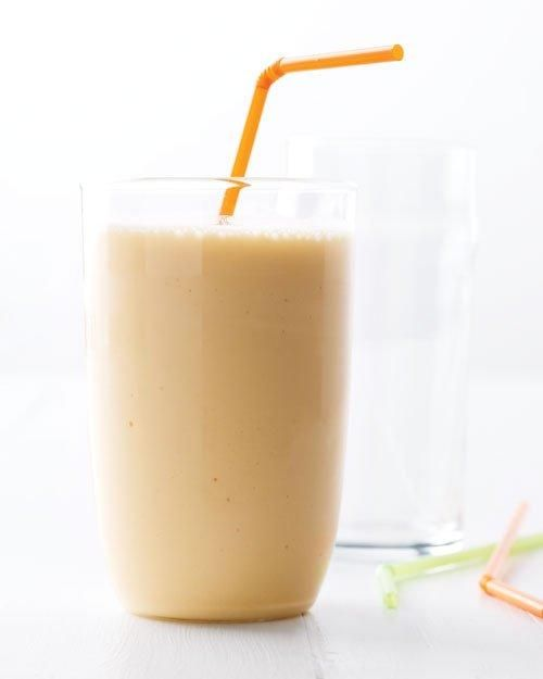 Nectarine-Yogurt Smoothie Recipe