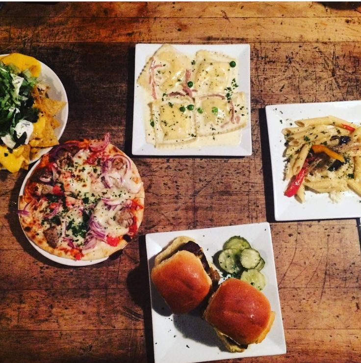 Thanks to @tgibrittany for sending in this Foodie Feature of SqWires Restaurant's delicious dishes! Sooooo yummy! #bestrestaurantsinSTL