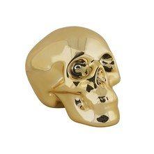 Crâne décoratif - Or