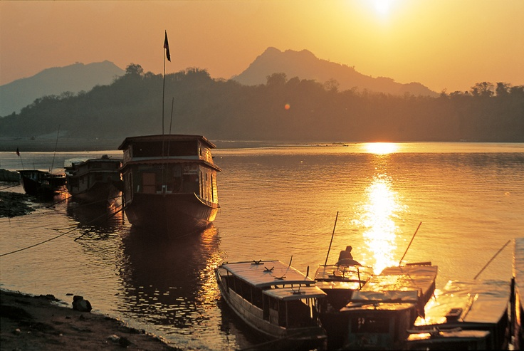 It's all about exploring Mekong River by boat. #JetsetterCuratorAsia Dreams, Mekong Rivers, Boats, Beautiful Places, Rivers T-Shirt, Places I D, Southeast Asia, Travel Destinations, Cambodia