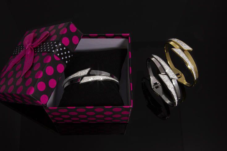 Třpytivé náramky z chirurgické oceli. #sperkymoda.cz#sperky #jewellery #jewelry #fashionjewellery #bizu #bracelet #czech #czechgirl #náramky