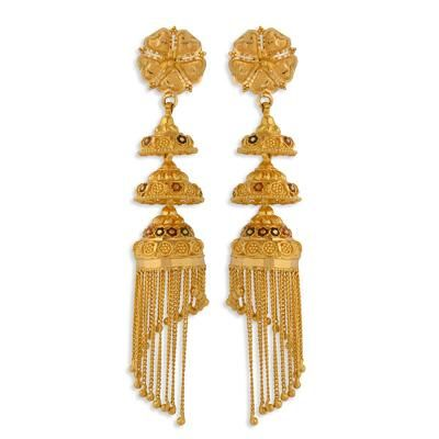 Product - WHPS3.064 | Earrings | Gold | Jewellery