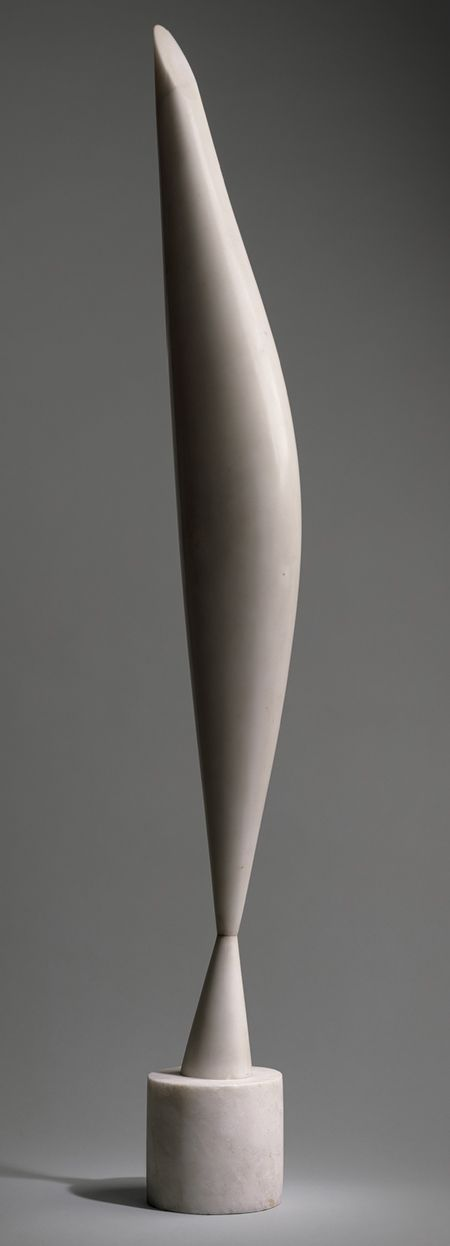 Constantin Brancusi: Bird in Space (1996.403.7ab) | Heilbrunn Timeline of Art History | The Metropolitan Museum of Art