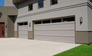 Porte de garage en acier C.H.I.
