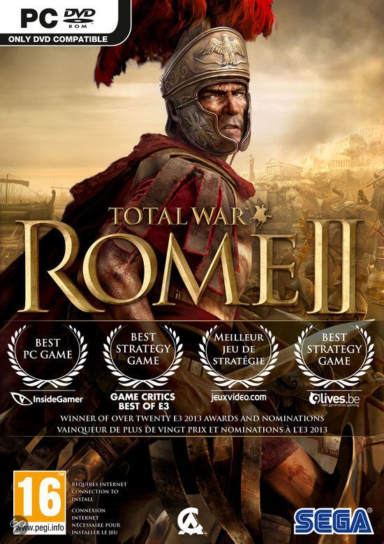 Total War: Rome II Been waiting for a year for this