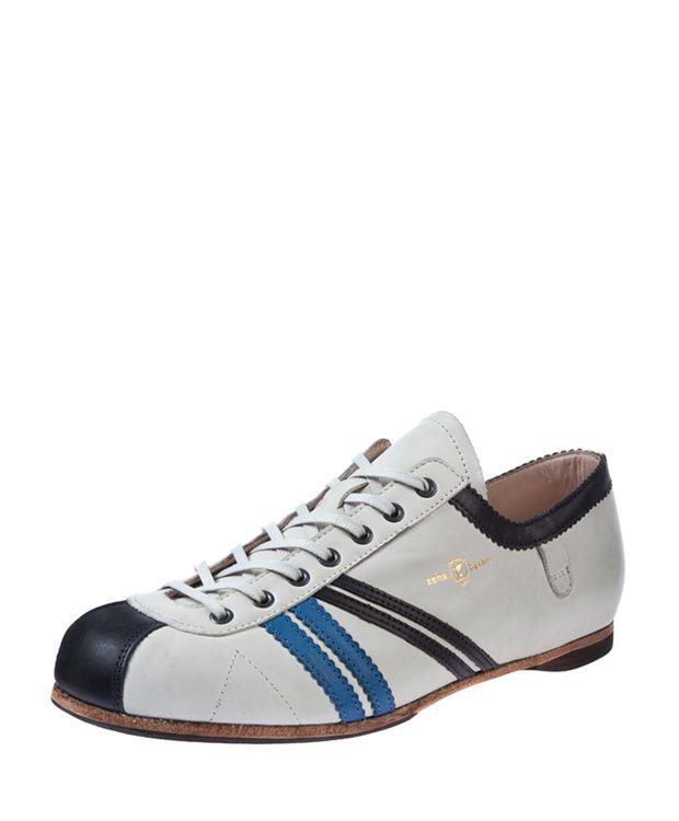 Zeha Berlin - Carl Hässner - CLUB -   813.42 - the DDR inspired 100 % leather sneaker - made in EU www.zeha-shop.de