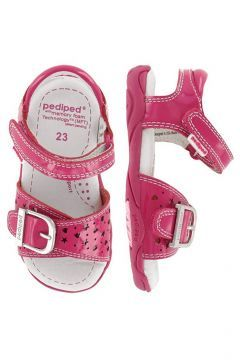 Pediped Fuşya Kız Çocuk Sandalet https://modasto.com/pediped/kadin-ayakkabi-sandalet/br641ct19
