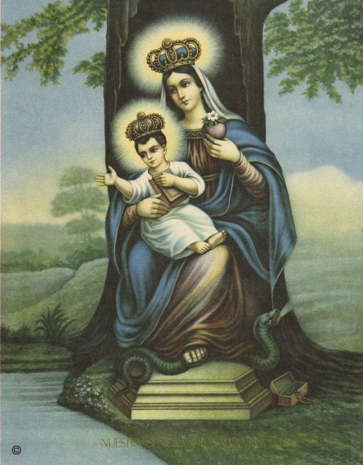 Virgen de la Valvanera