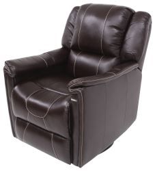 Thomas Payne RV Swivel Glider Recliner - Jaleco Chocolate