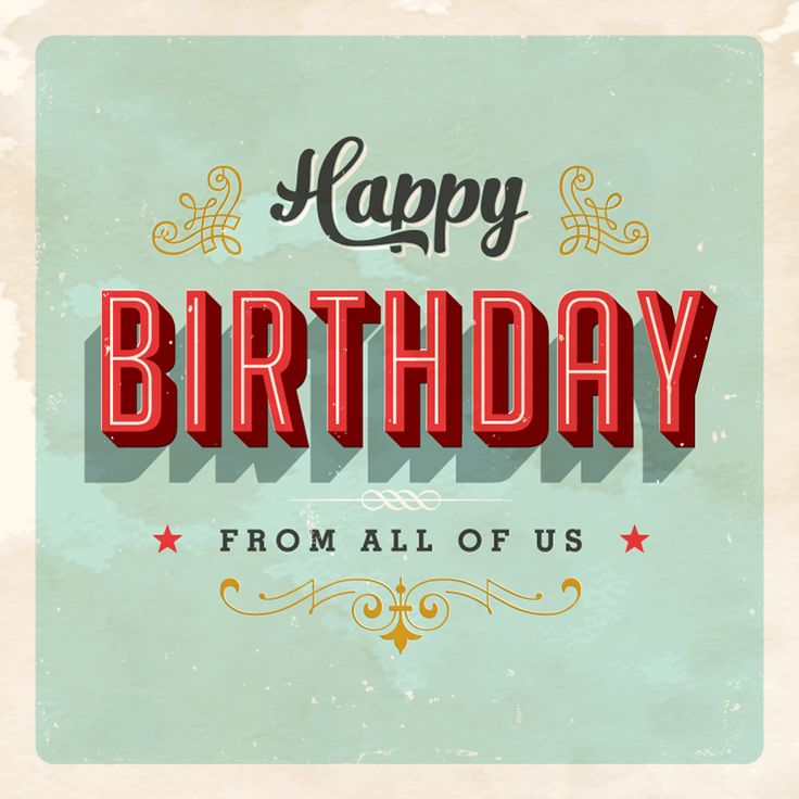 152 best Happy birthday images – Birthdays Greeting
