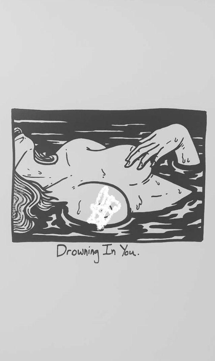 Erotic Illustrations Of Sensuous Women That Probably Don't Exist  #sensualart #darkart #illustration