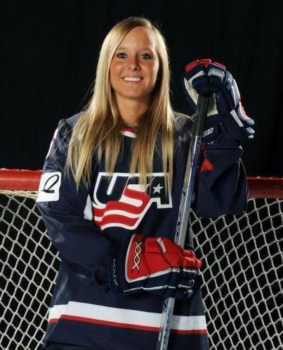 hot female hockey players