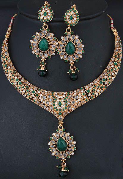 Emeralds & Diamonds