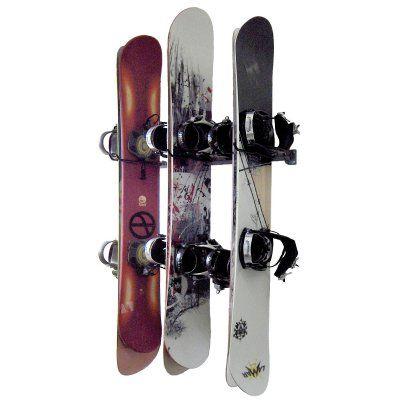 Monkey Bar Storage Snowboard Rack - 03001
