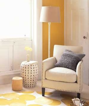 Timeless Home Decorating TipsDesign Inspiration, Redecorating Ideas, Yellow Wall, Area Rugs, Home Decorating, Reading Nooks, Decor Expert, Bonus Rooms, Decorating Tips