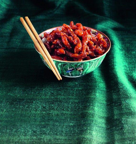 RECIPE: Crispy Chilli Beef