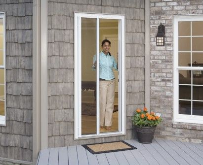 Lowes Sliding Screen Door