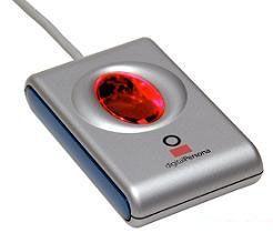Бесплатная Доставка Цифрового Считывателя Отпечатков Пальцев USB Биометрический Сканер Отпечатков Пальцев URU4000B с бесплатной SDK