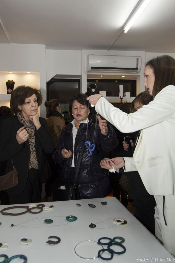 Contemporary Ceramic Jewellery Exhibition @ Craftit