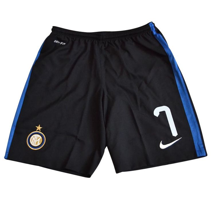 Inter Pantaloncini Home JUNIOR 2015-16