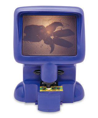 Quantum Big Screen Microscope