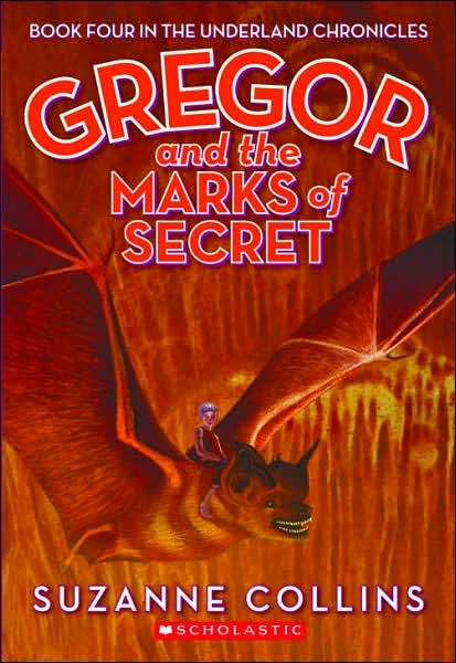 gregor the overlander series book 3