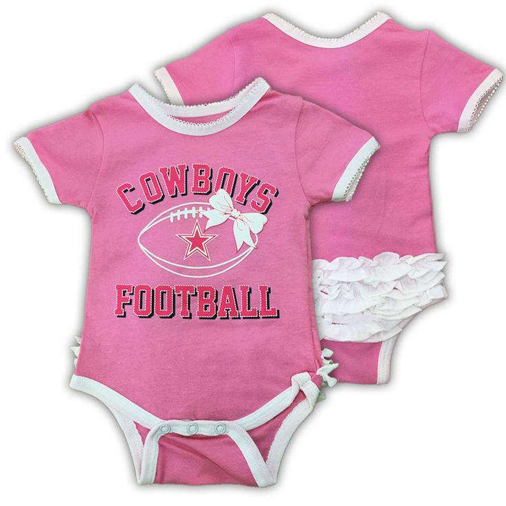 Las mejores 57 imágenes de Dallas Cowboys Baby en Pinterest | Bebé ...