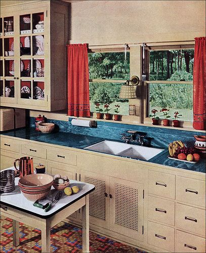 17 Best ideas about 1930s Kitchen – 1930 Kitchen Design