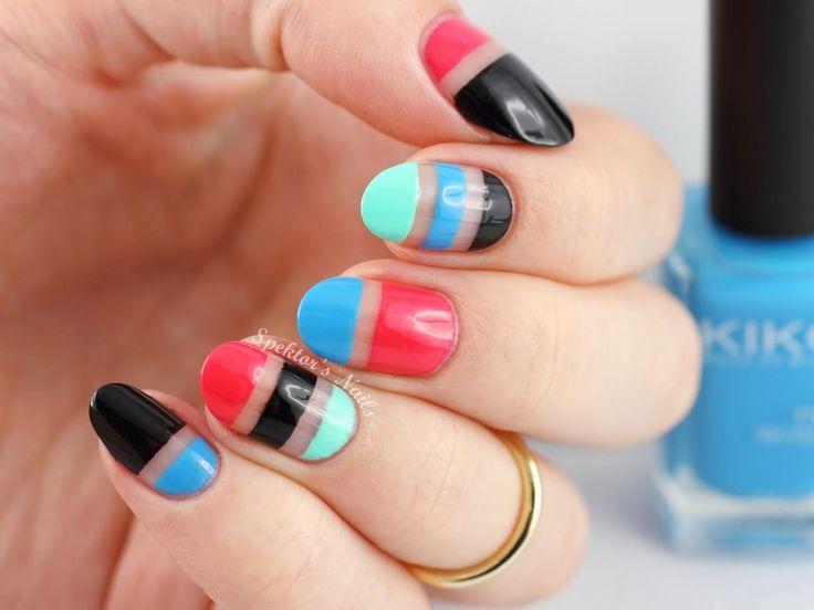 Más de 50 uñas decoradas para que uses en el 2015