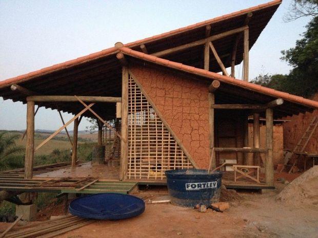 Bioconstrução em Ecovila Espiritual | Kickante