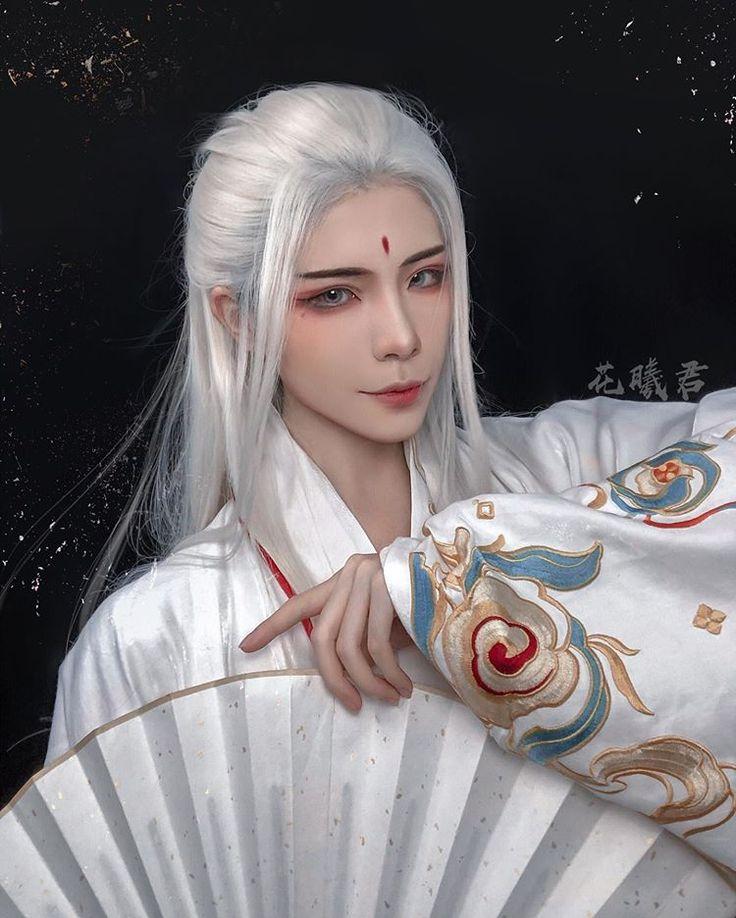 """花曦 trên Instagram: """"💫 星河长明 💫 """" trong 2020   Cosplay ..."""