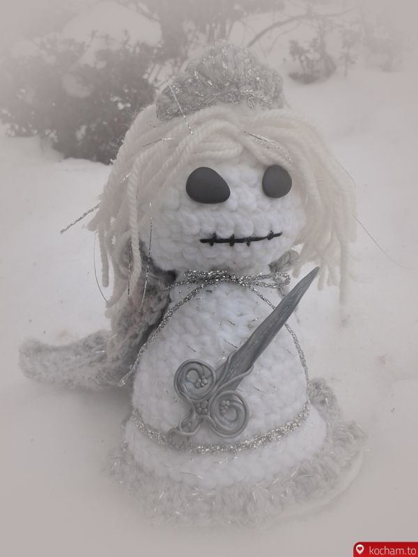 Kocham.to - figurka Królowa Śniegu