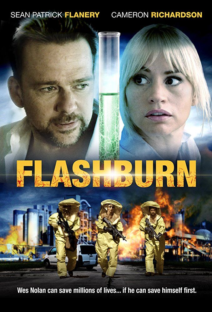 #Movie #SciFi #Flashburn Flashburn - Upcoming Sci-Fi Movie: Synopsis: Wes Nolan wakes up in an abandoned warehouse with a case of amnesia.…
