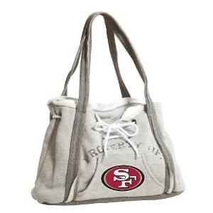 SF Niners bag