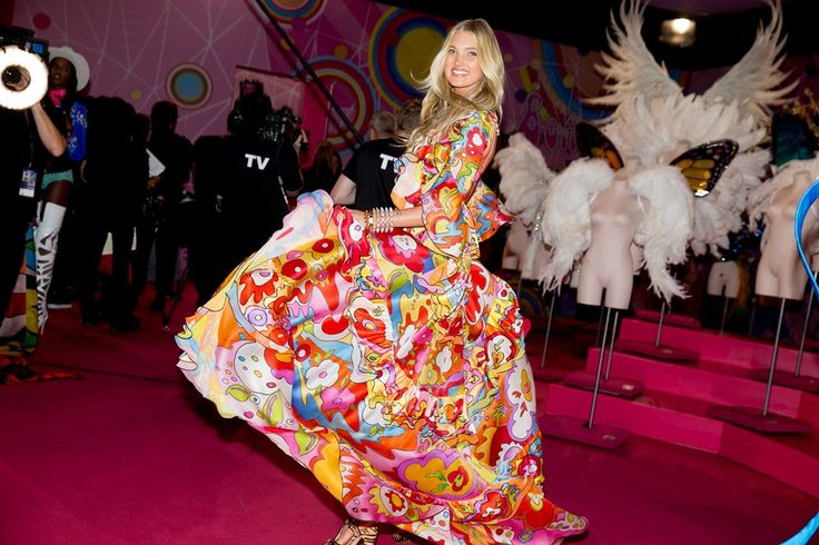One night in New York, 47 models and over 100 show looks - see the 2015 Victoria's Secret fashion show here