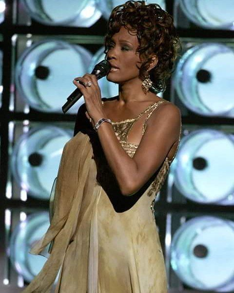 """Whitney Houston """"The Voice"""""""