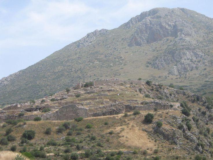 Mykene, Griekenland