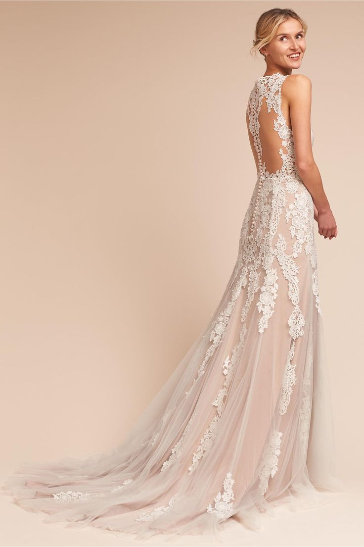 BHLDN Monarch Gown in Bride Wedding Dresses | BHLDN