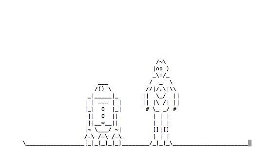 One Line Ascii Art Happy Birthday : Best images about ascii art on pinterest