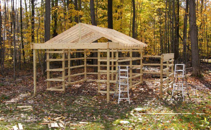 102 Best Pole Barns Sheds Images On Pinterest Cottage