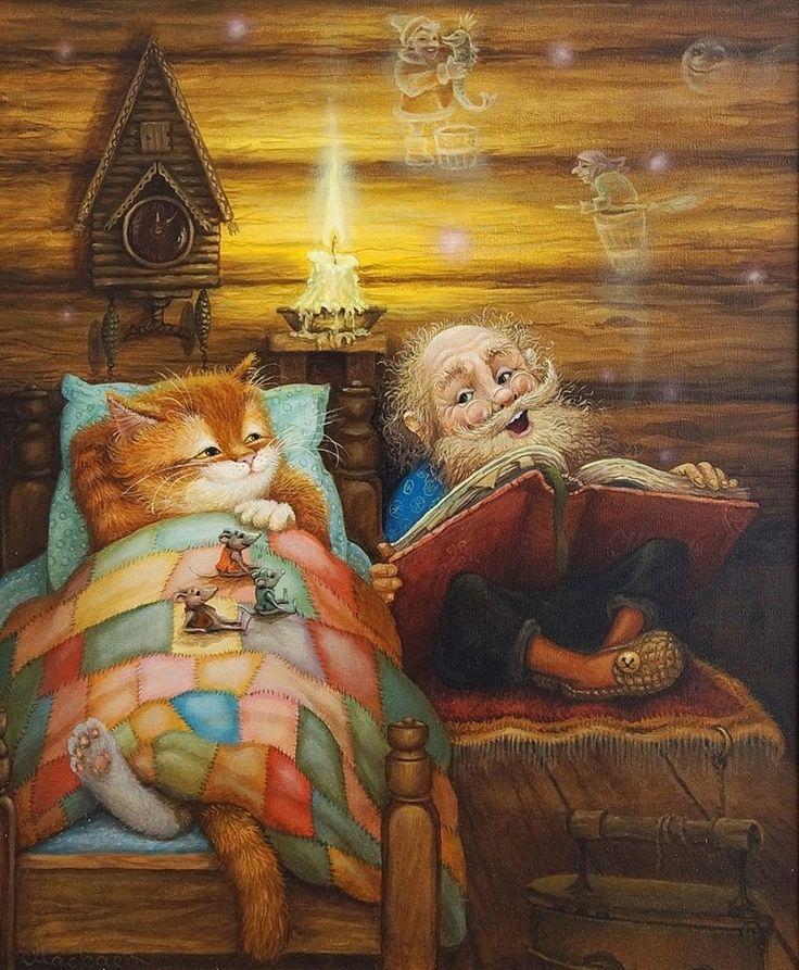 (13) Art&Cat - Alexander Maskaev
