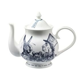 Alice In Wonderland Tea Pot From Whittards Ideal For Christmas