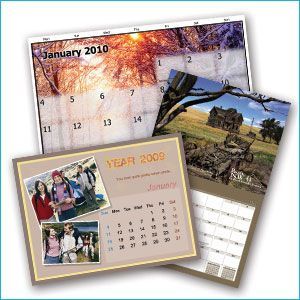 Custom Calendar Printing - custom calendar printing is to have a design that will inspire people to want to use your calendar.