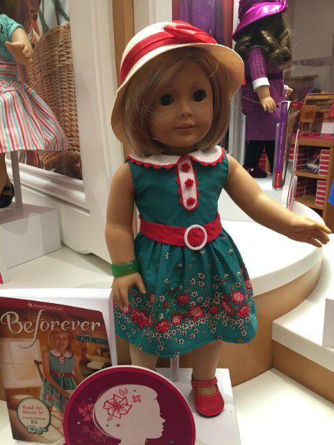 Магазин American Girl в Нью Йорке / Музей игрушки, магазин кукол - фото / Бэйбики. Куклы фото. Одежда для кукол